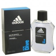 Adidas Adidas Ice Dive Eau de Toilette Spray for Men, 3.4 oz