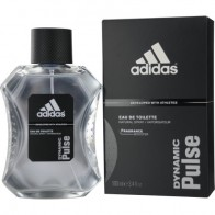 Adidas Dynamic Pulse Eau de Toilette Spray for Men, 3.4 oz