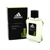 Adidas Pure Game Eau de Toilette Spray for Men, 3.3 oz