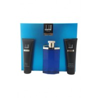 Alfred Dunhill Desire Blue 3 Piece Gift Set for Men