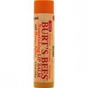 Burt's Bees Nourishing Lip Balm With Mango Butter , 0.5 oz (Box Slightly Damaged)