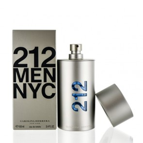 Carolina Herrera 212 Men NYC  for Men, 3.4 oz