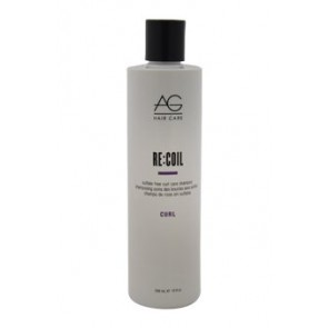AG Hair Recoil Sulfate-Free Curl Care Shampoo  for Unisex