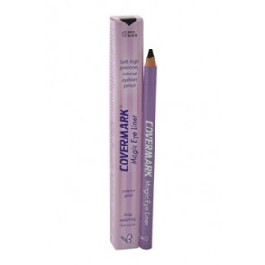 Covermark Magic Eye Liner  - 1 Rich Black for Women, 0.05 oz