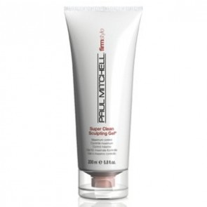 Paul Mitchell Super Clean Sculpting Gel- Firm Style  for Unisex
