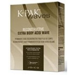 Joico Joico K-Pak Waves Reconstructive Extra Body Acid Wave For Normal Set