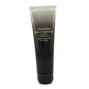 Shiseido Future Solution LX Extra Rich Cleansing Foam , 4.7 oz