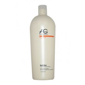AG Hair Cosmetics Tech Two Protein-Enriched Shampoo  for Unisex
