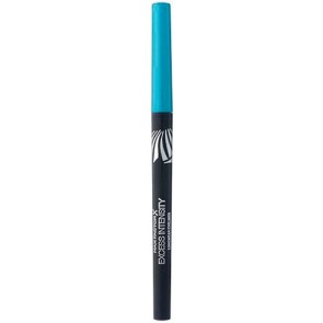 Max Factor Excess Intensity Longwear Eyeliner  - 02 Excessive Aqua for Women, 0.006 oz
