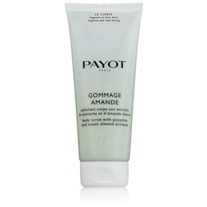 Payot Gommage Amande Body Scrub  for Women, 6.7 oz