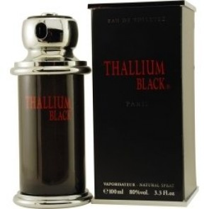 Jacques Evard Thallium Black for Men