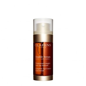 Clarins Anti Aging Double Serum Concentrate , 1.0 oz