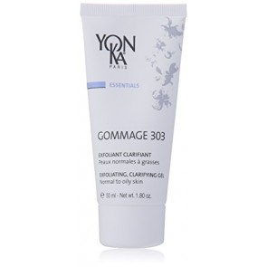 Yonka Gommage 303 Exfoliating Clarifying Gel , 1.8 oz