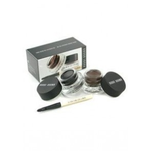 Bobbi Brown Long-Wear Gel Eyeliner Set  for Women
