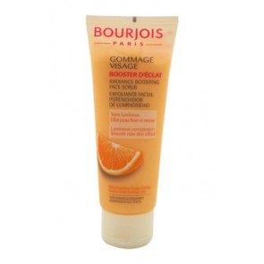 Bourjois Gommage Visage Radiance Boosting Face Scrub  for Women, 2.5 oz