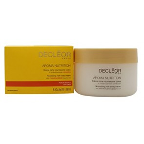 Decleor Aroma Nutrition Nourishing Rich Body Cream , 6.9 oz