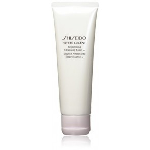 Shiseido White Lucent Brightening Cleansing Foam , 4.7 oz