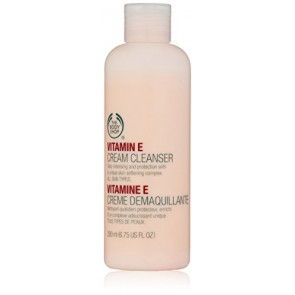 The Body Shop Vitamin E Cream Cleanser , 6.75 oz