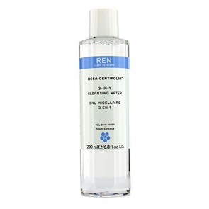 REN Rosa Centifolia 3-in-1 Cleansing Water , 6.8 oz