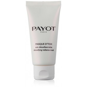 Payot Masque D'Tox Revitalising Radiance Mask for Women, 1.6 oz