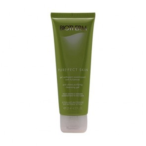 Biotherm Pure. Perfect Skin Anti-Shine Cleanser Gel , 4.2 oz