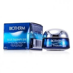 Biotherm Blue Therapy Eye Cream - Visible Signs Of Aging Repair , 0.5 oz