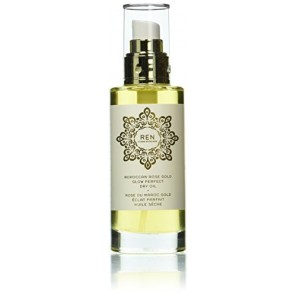 REN Moroccan Rose Gold Glow Perfect Dry Oil , 3.3 oz