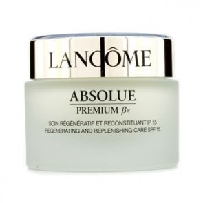 Lancome Absolue Premium Bx Regenerating & Replenishing Day Cream  (SPF 15), 1.7 oz