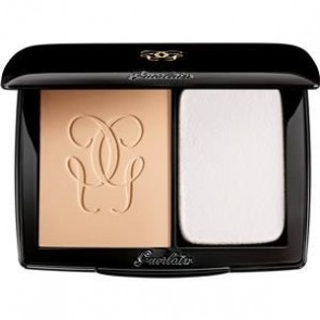 Guerlain Lingerie De Peau Powder Foundation Moisture  - 03 Natural Beige, 0.35 oz