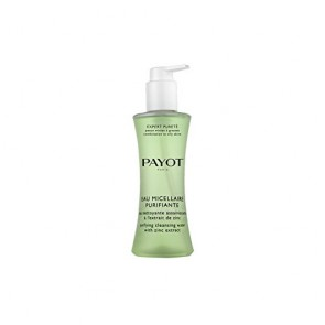 Payot Eau Micellaire Purifiante Cleansing Water  for Women, 6.7 oz
