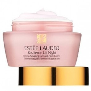 Estee Lauder EResilience Lift Night Firming Sculpting Face And Neck Cream (SPF 15), 1.7 oz