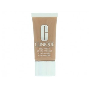 Clinique Stay Matte Oil Free Makeup - 15 Beige for Women, 1.0 oz