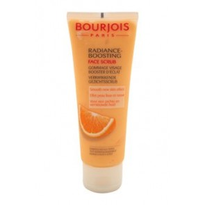 Bourjois Radiance Boosting Face Scrub  for Women, 2.5 oz
