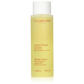 Clarins Toning Lotion With Camomile Alcohol Free , 6.7 oz