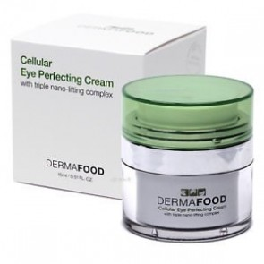 LashFood DermaFood Cellular Eye Perfecting Cream , 0.51 oz