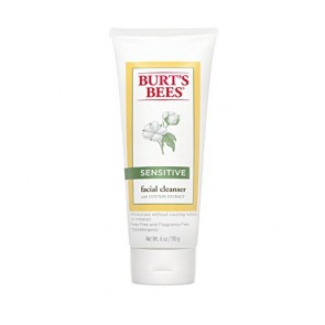 Burt's Bees Sensitive Facial Cleanser , 6 oz