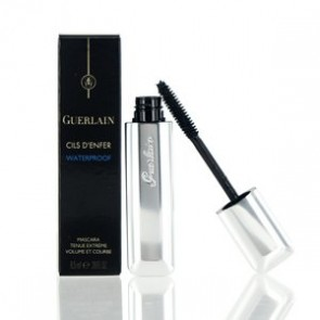Guerlain Maxi Lash Long Lasting Volume & Curl Mascara Waterproof  - 01 Noir for Women, 0.38 oz