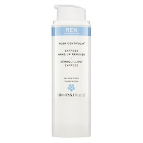 REN Rosa Centifolia Express Make-Up Remover , 5 oz