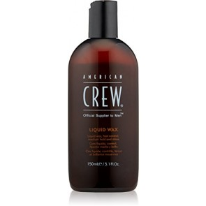 American Crew Liquid Wax - Medium Hold And Shine  for Men