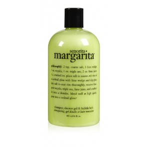 Philosophy Senorita Margarita Shampoo Shower Gel & Bubble Bath , 16 oz