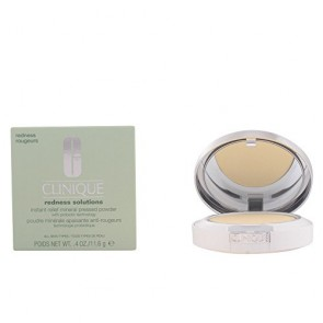 Clinique Redness Solutions Instant Relief Minieral Pressed Powder  for Women, 0.4 oz