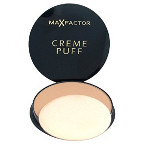 Max Factor Creme Puff Foundation - 42 Deep Beige for Women, 21 g