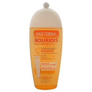 Bourjois Maxi Format Vitamin-Enriched Toner  for Women, 8.4 oz