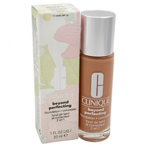 Clinique Beyond Perfecting Foundation+Conceale  - 14 Vanilla for Women, 1 oz