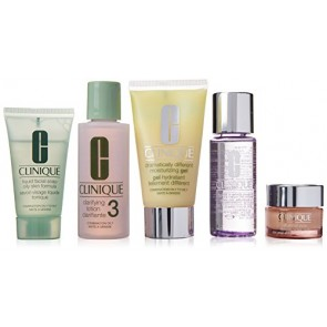 Clinique Daily Essentials Kit - Combination To Oily Skin