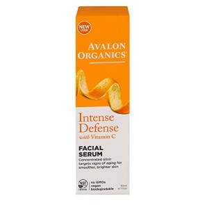 Avalon Organics Organics Vitamin C Renewal Vitality Facial Serum , 1 oz