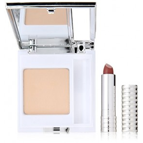 Clinique Superpowder Double Face Powder Travel Club Kit for Women