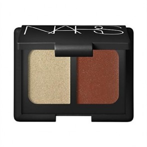 Nars Duo Cream Eyeshadow - Camargue - Golden Moss / Sienna for Women, 0.10 oz