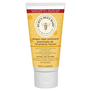 Burt's Bees Baby Bee Diaper Rash Ointment  for Kids, 3 oz