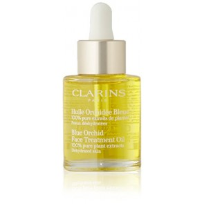 Clarins Blue Orchid Face Treatment Oil , 1 oz